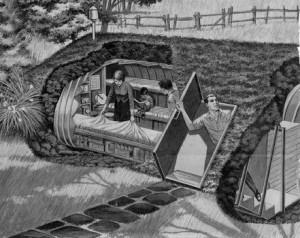 50s bunker