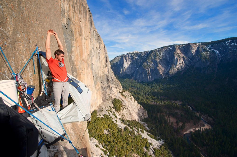 tommy caldwell portaledge