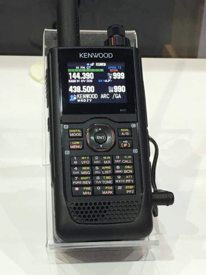 new kenwood dstar