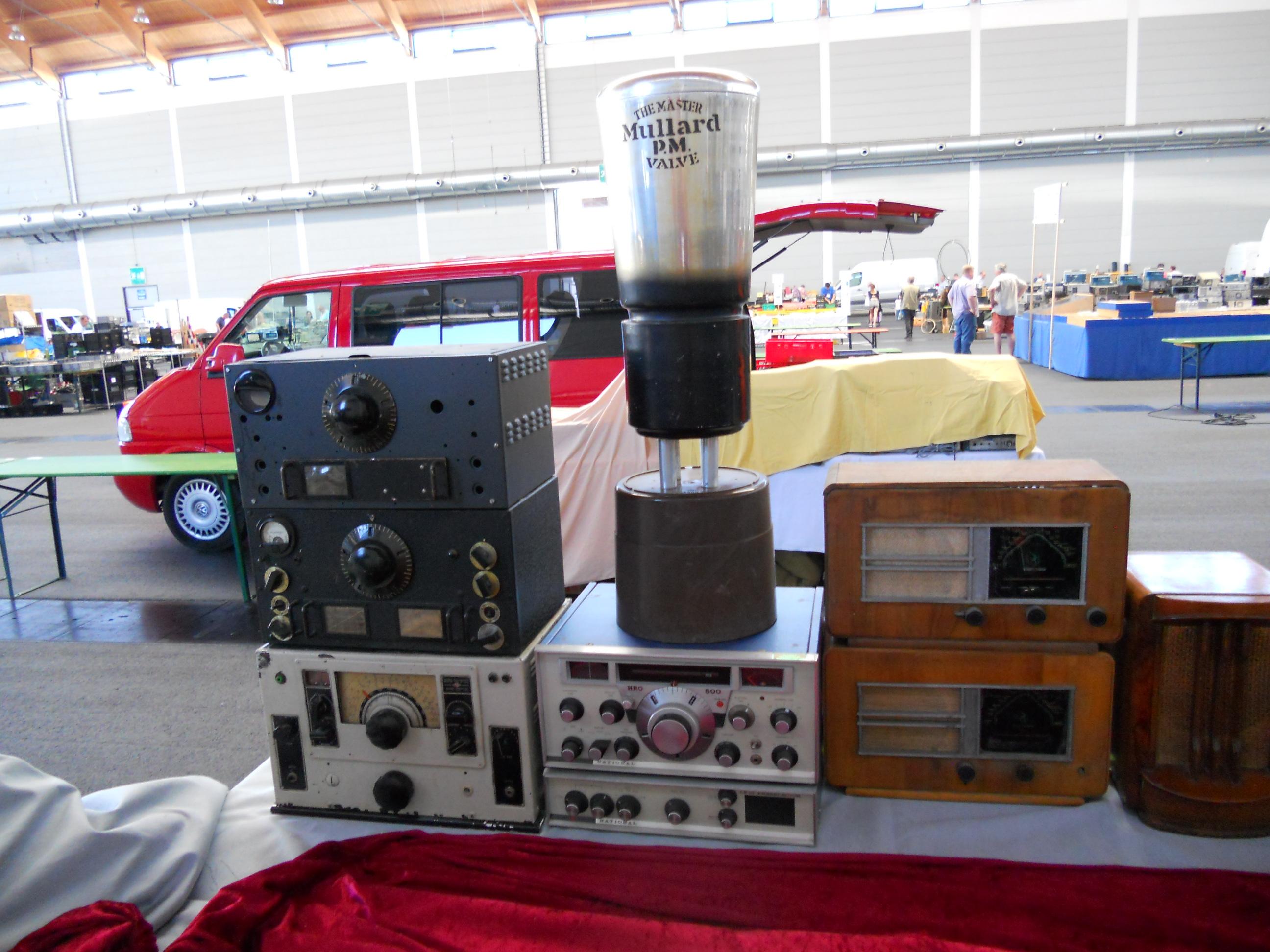 Amateur Radio Hamfest 46