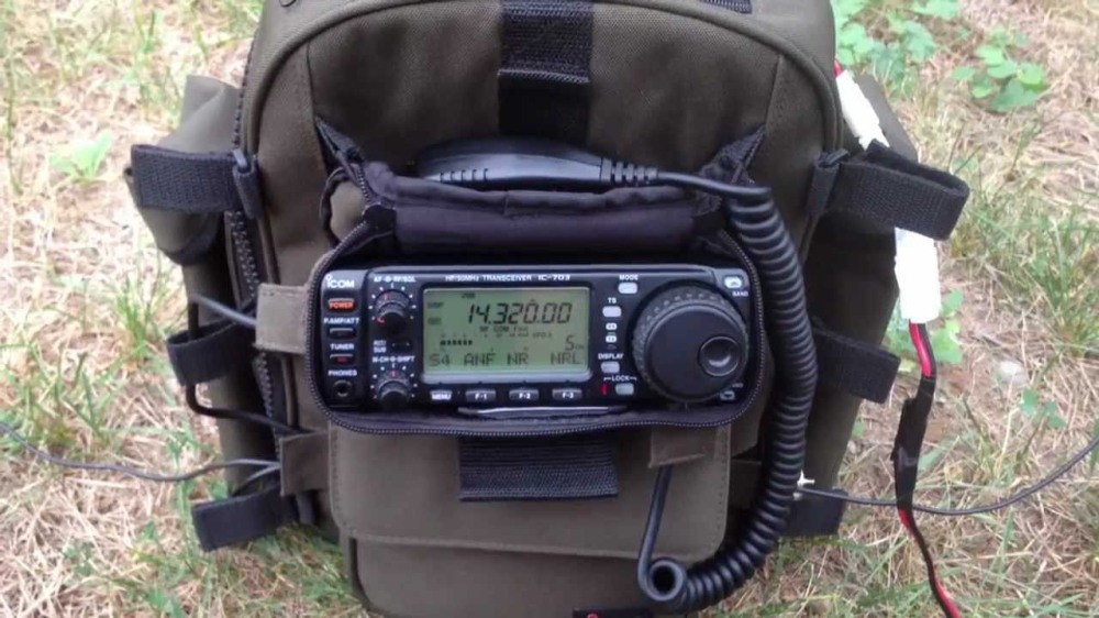 Icom 703+ Field Review | ve3ips