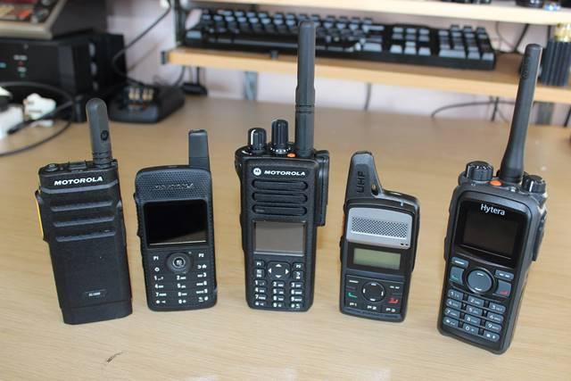 radios for dmr